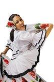 De danser van het flamenco stock foto's