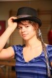 De danser van het meisje Royalty-vrije Stock Afbeeldingen
