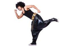 De danser van rapporteur Royalty-vrije Stock Afbeelding