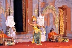 De dansers Bali van Legong Royalty-vrije Stock Foto's