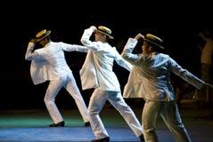 De dansers van Brazilië royalty-vrije stock foto