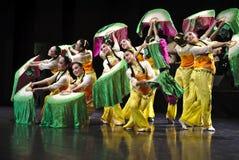 De dansers van het de Danstheater van de jeugdtaipeh Royalty-vrije Stock Foto's