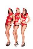De dansers van Smiley Stock Foto