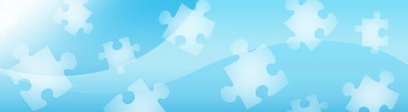 De de abstracte kopbal/Banner van het Web Stock Fotografie