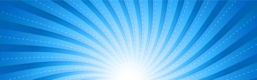 De de abstracte kopbal/Banner van het Web stock illustratie