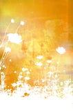 De de abstracte texturen en achtergronden van de bloem Stock Foto's