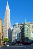 De de bankbouw van Transamerica in San Francisco Royalty-vrije Stock Afbeelding