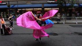 De de Dansparade New York 147 van 2013 Royalty-vrije Stock Foto