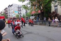 De de Dansparade New York 2 van 2014 Royalty-vrije Stock Foto's