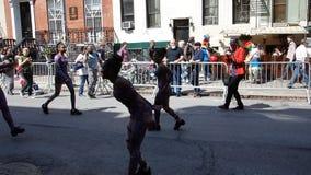 De de Dansparade New York 8 van 2014 Royalty-vrije Stock Foto