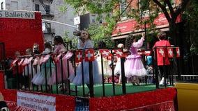 De de Dansparade New York 11 van 2014 Royalty-vrije Stock Foto