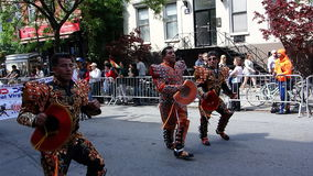 De de Dansparade New York 20 van 2014 Stock Afbeeldingen