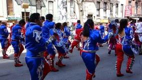 De de Dansparade New York 38 van 2014 Royalty-vrije Stock Foto