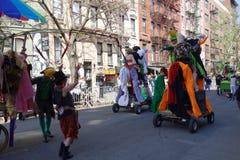 De de Dansparade New York 40 van 2014 Royalty-vrije Stock Foto