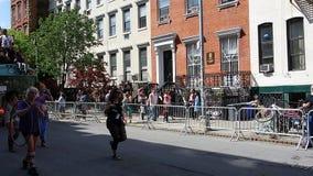 De de Dansparade New York 41 van 2014 Stock Foto's