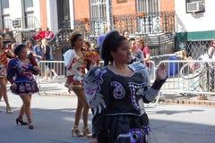 De de Dansparade New York 44 van 2014 Royalty-vrije Stock Afbeeldingen