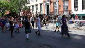 De de Dansparade New York 48 van 2014 Royalty-vrije Stock Fotografie
