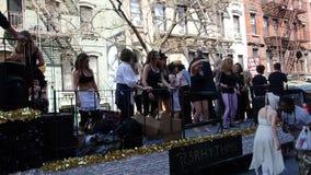 De de Dansparade New York 50 van 2014 Stock Afbeelding