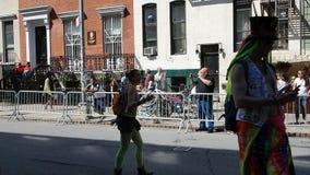 De de Dansparade New York 52 van 2014 Royalty-vrije Stock Foto's