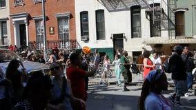 De de Dansparade New York 53 van 2014 Royalty-vrije Stock Foto