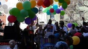 De de Dansparade New York 56 van 2014 Stock Foto's