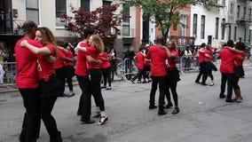 De de Dansparade New York 90 van 2014 Royalty-vrije Stock Afbeelding