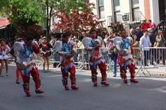 De de Dansparade New York 235 van 2014 Stock Foto