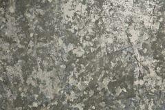 De de doorstane Achtergrond/Textuur van het Metaal Stock Foto's