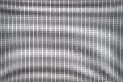 De de grijze textuur en achtergrond van het metaalnet royalty-vrije illustratie