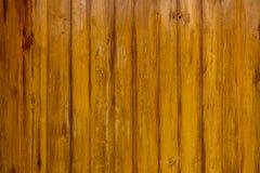 De de houten textuur en achtergrond van de muurplank Stock Foto