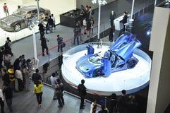 De 11de internationale automobiele tentoonstelling van China GuangZhou Stock Foto