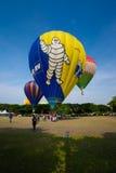 De 5de Internationale Fiesta van de de Hete Luchtballon van Putrajaya Stock Foto