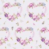 De de lenteharten bloeit Achtergronden Royalty-vrije Stock Foto