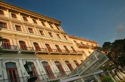 De de stadsbouw van Havana royalty-vrije stock afbeeldingen