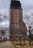 De de Torenbouw van de staat Royalty-vrije Stock Afbeelding