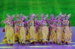 De 4de universitaire kunsttentoonstelling van China stock afbeeldingen