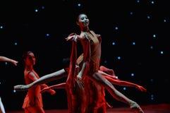 De 4de universitaire kunsttentoonstelling van China stock foto's