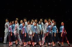 De 4de universitaire kunsttentoonstelling van China royalty-vrije stock foto's