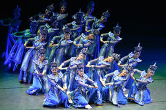 De 4de universitaire kunsttentoonstelling van China royalty-vrije stock fotografie
