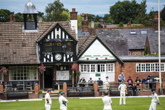 De de Veenmolclub van de Alderleyrand is een amateurdieveenmolclub bij Alderley-Rand in Cheshire wordt gebaseerd Stock Afbeeldingen