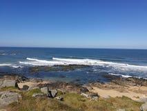 De de zomerdagen in Portugal Royalty-vrije Stock Foto