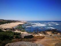 De de zomerdagen in Portugal Stock Afbeeldingen