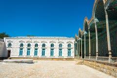 De de zomerwoonplaats van Emir van Boukhara stock fotografie