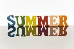 De de zomerzomer Royalty-vrije Stock Afbeeldingen
