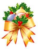 De decoratie/de vector van Kerstmis Stock Foto