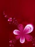 De decoratie van bloemen Stock Afbeeldingen