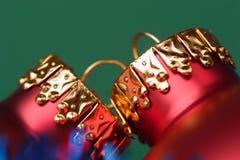 De decoratie van Christams Royalty-vrije Stock Foto's