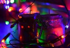 De decoratie van Christmass royalty-vrije stock afbeelding