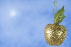 De Decoratie van de appel Royalty-vrije Stock Foto's