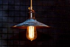 De decoratie van de Grunge binnenlandse verlichting Royalty-vrije Stock Fotografie